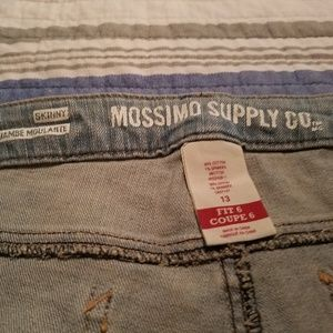 Mossimo Supply Co. Jeans - Blue jeans